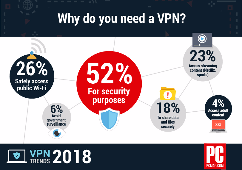 The Why Axis VPN Usage Survey