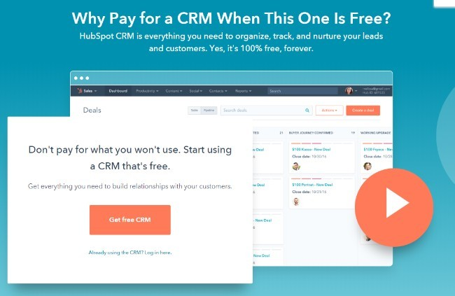 HubSpot CRM review